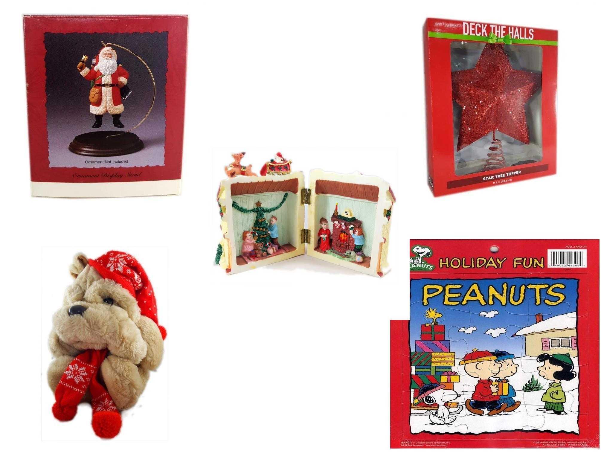 Christmas Fun Gift Bundle [5 Piece]