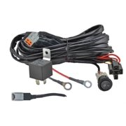 Hella Optilux Single Light Wire Harness H84131151 Fog/Driving Light Wiring Kit