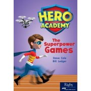 The Superpower Games Paperback