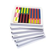 Learning Resources Plastic Cuisenaire Rods Multi-Pack