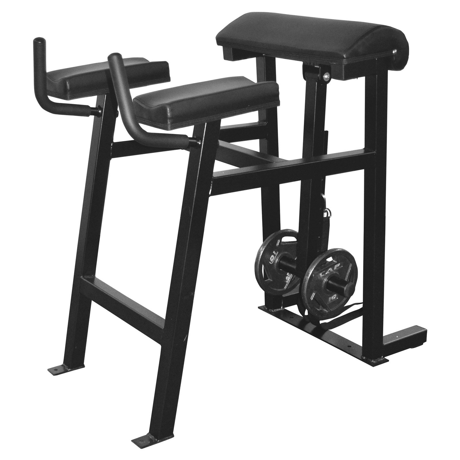Power tower exercise equipment workout home gym squat rack