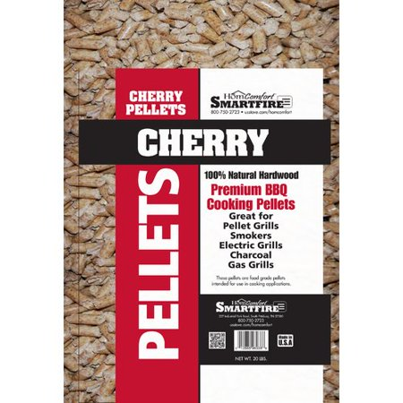 HomComfort Pellets Cherry Wood for Grills Stove (Best Wood Pellets For Heating)