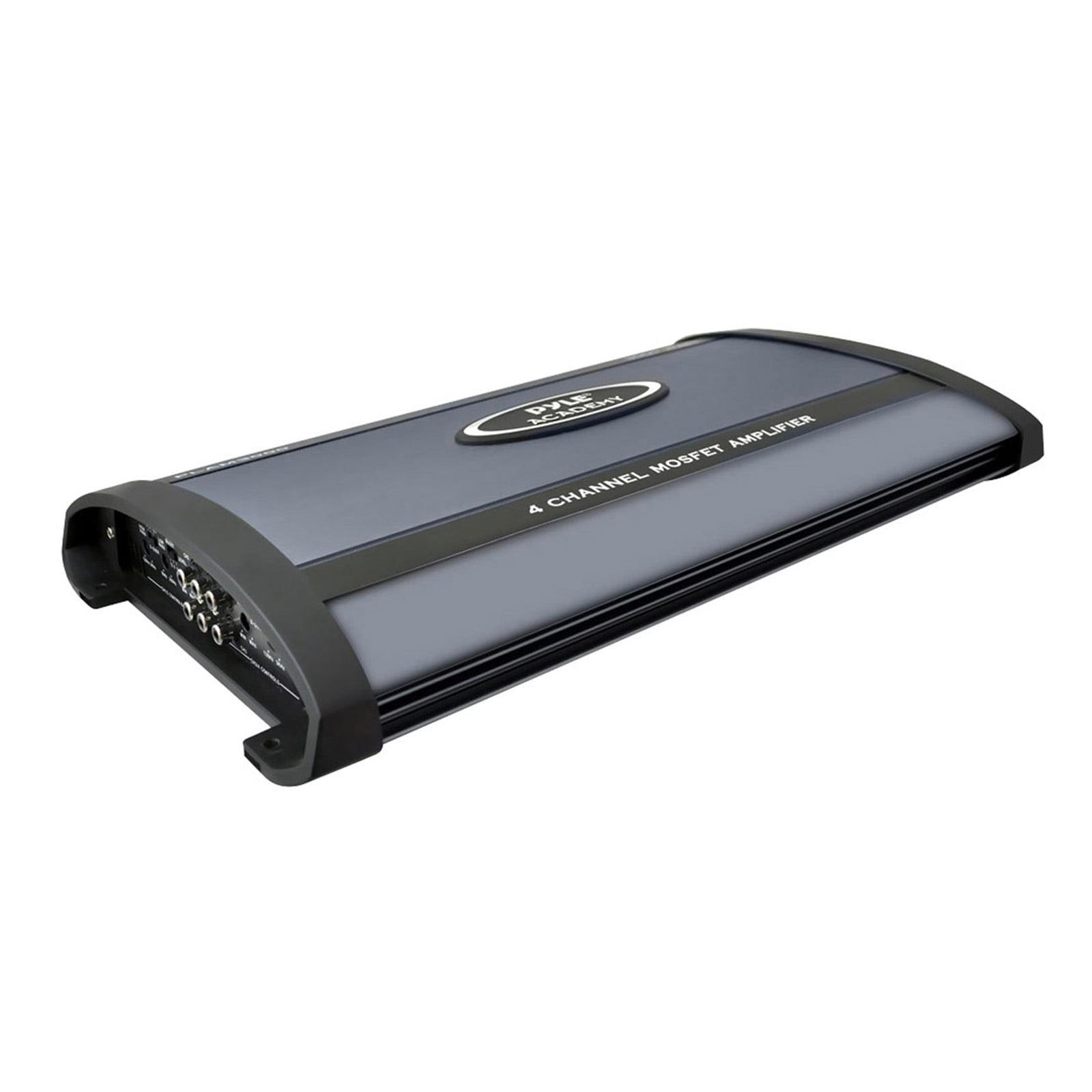 Pyle 3000 Watts 4 Channel Bridgeable Amplifier