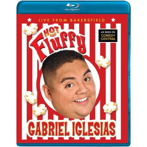 Gabriel Iglesias: Hot And Fluffy (Blu-ray) (Widescreen)