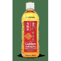 (12 Bottles) Ito En Golden Oolong Tea, Unsweetened, 16.9 Fluid Ounce