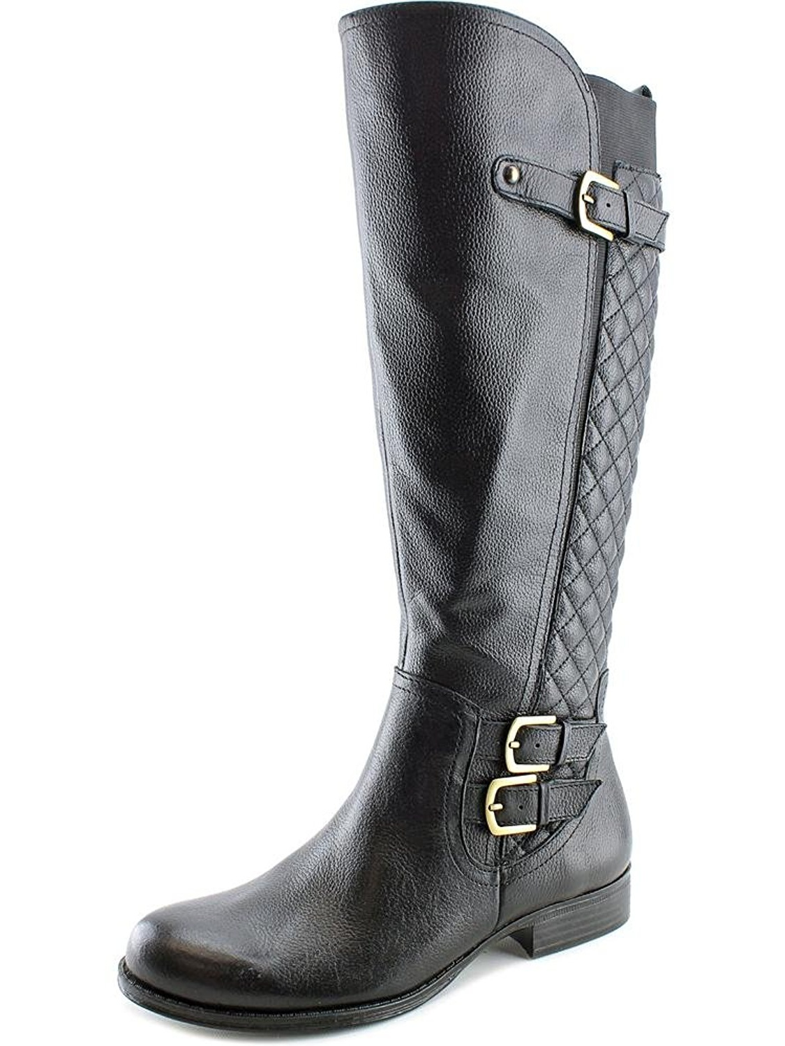 Naturalizer Womens Jamon Closed Toe Knee High Fashion Boots by Naturalizer