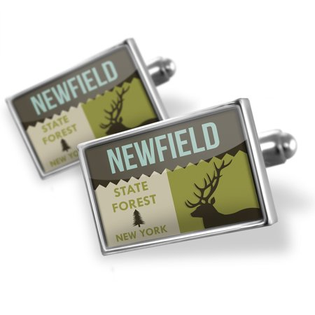 Cufflinks National Us Forest Newfield State Forest   Neonblond