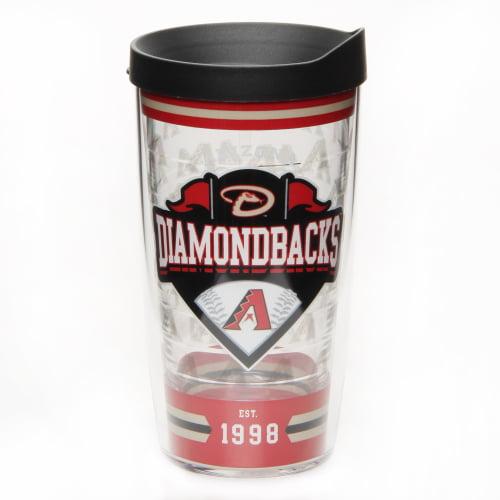 Arizona Diamondbacks Tervis 16oz. Classic Wrap Tumbler with Lid - No Size