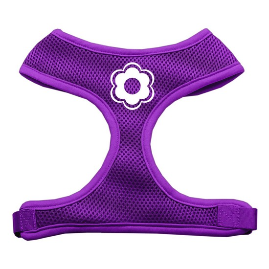 Daisy Design Soft Mesh Harnesses Purple Extra Large
