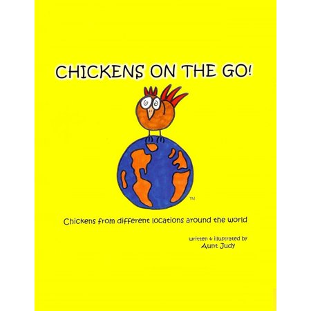 Chickens On The Go! - eBook