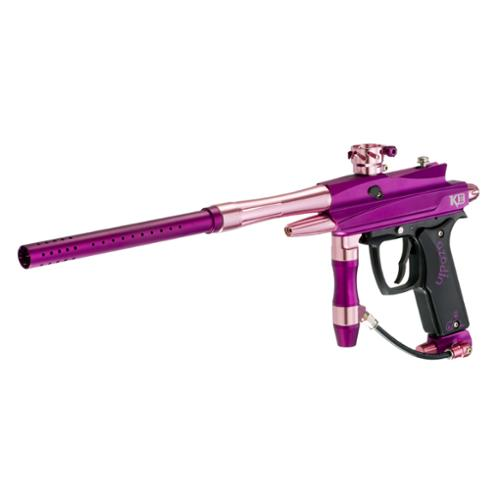 Click here to buy Azodin Kaos-D II Semi-Auto Paintball Marker Gun.