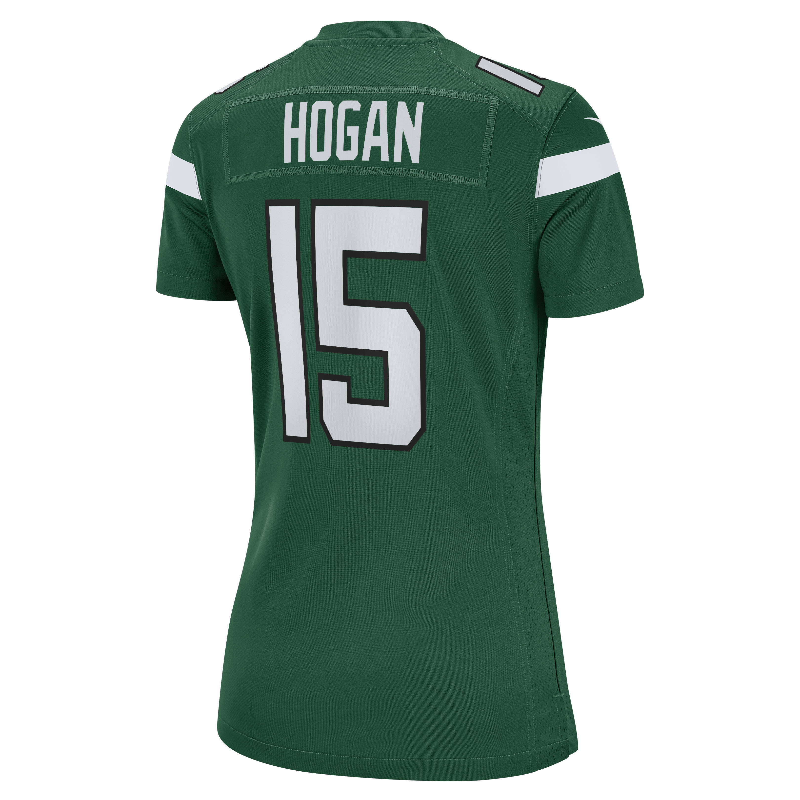 Chris Hogan New York Jets Nike Women's Team Game Jersey - Gotham Green