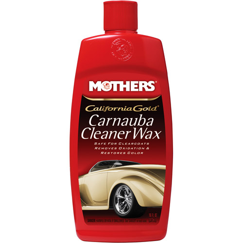 Mothers Polish 5701 CA. Gold Original Cleaner Wax - Liquid