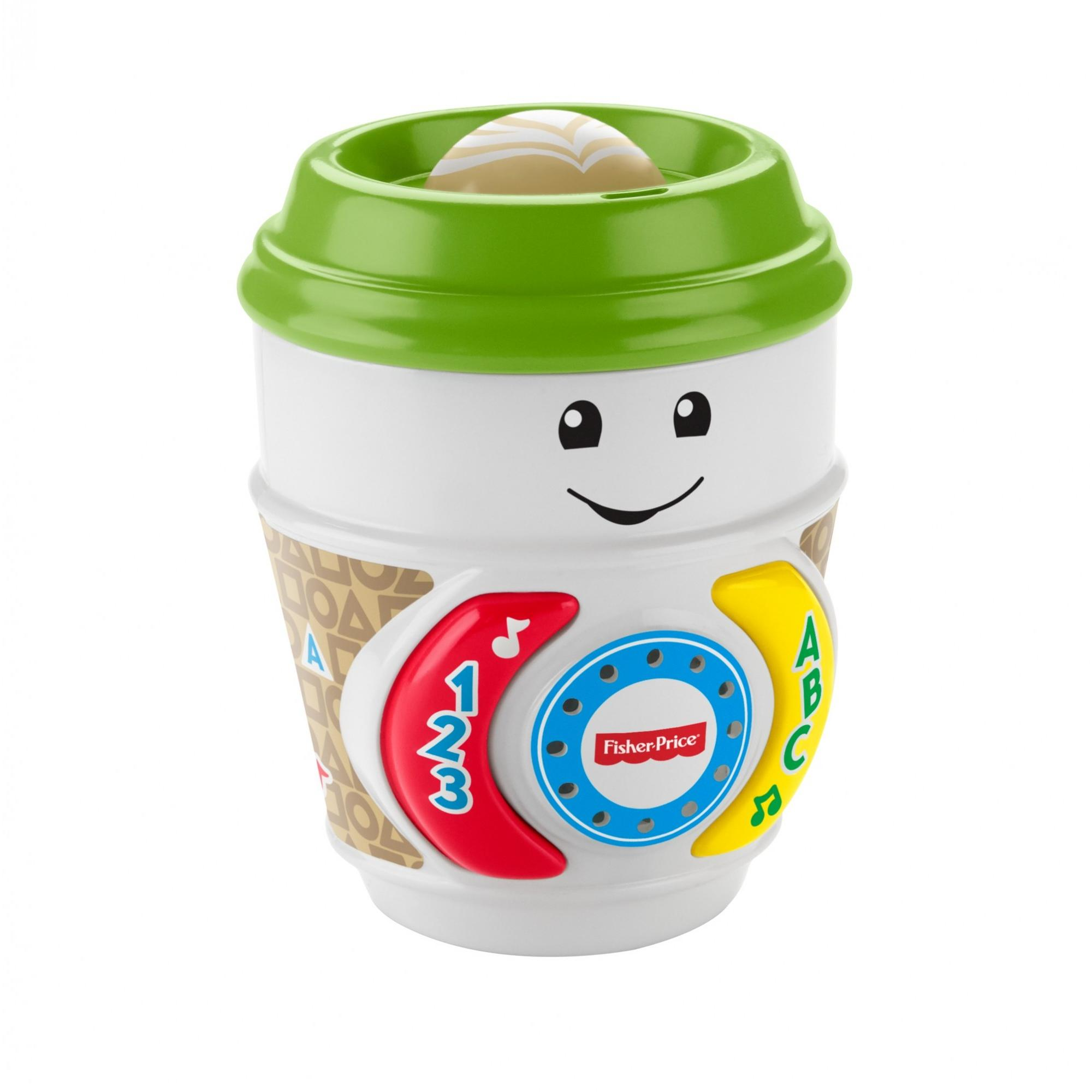 Fisher-Price Laugh And Learn On-the-glow Coffee Cup