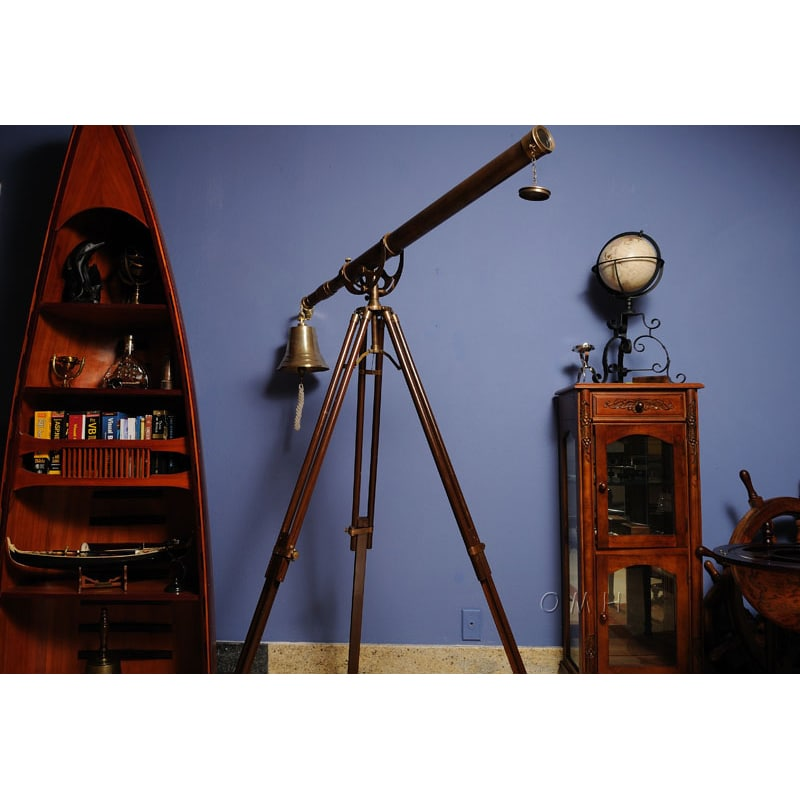 Telescope with Stand-40 inch by Old Modern Handicrafts