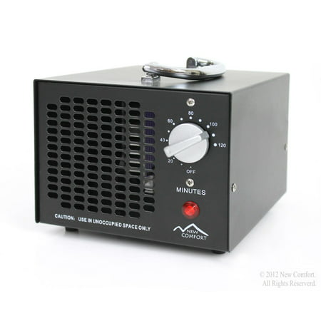 Generator Module (New Comfort Commercial 4000mg O3 Ozone Generator Air Purifier Model HE-500 10,000)