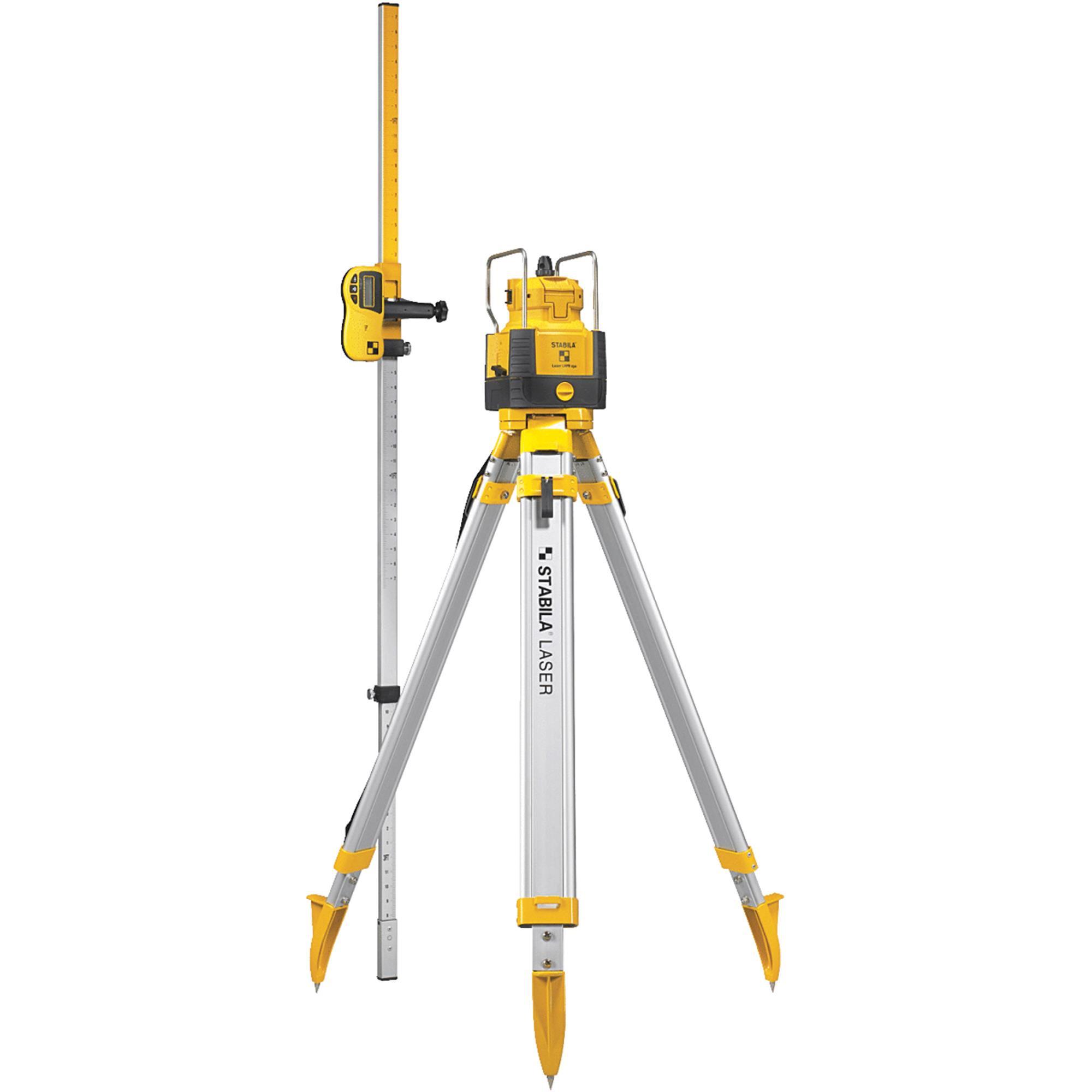 Stabila ResCon Rotary Laser Level by Stabila