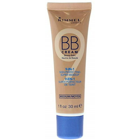Rimmel London BB Cream Super Makeup Medium  1.0