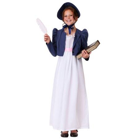 Child Jane Austen Costume - image 4 de 4