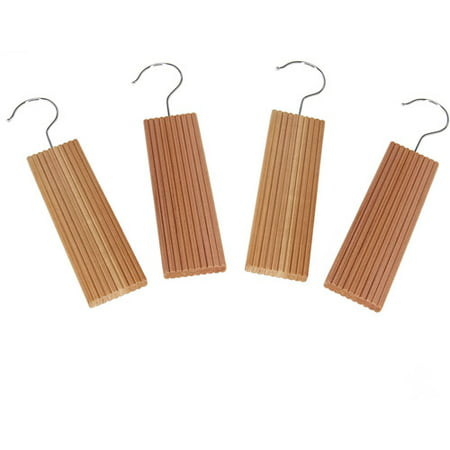 Household Essentials Cedar with Lavender Hang Up with Hook, 4-Count - Lavender Cedar Blocks