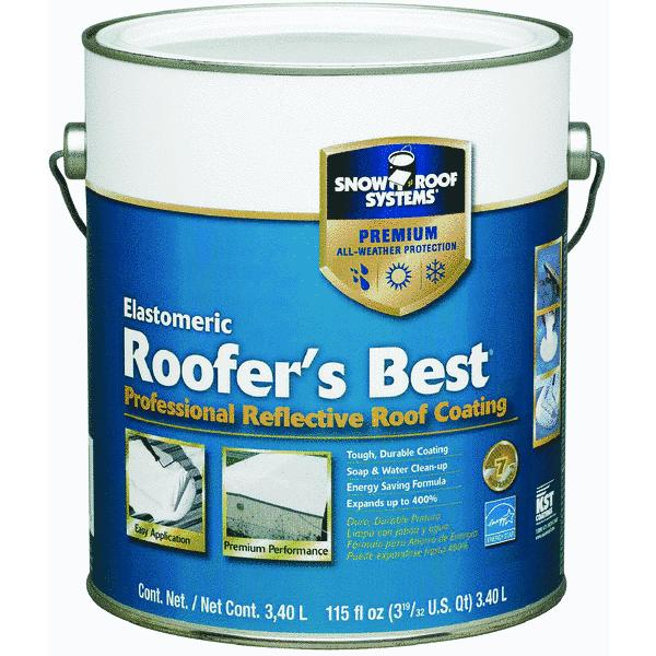 Roofers Best Professional Reflective Roof Coating