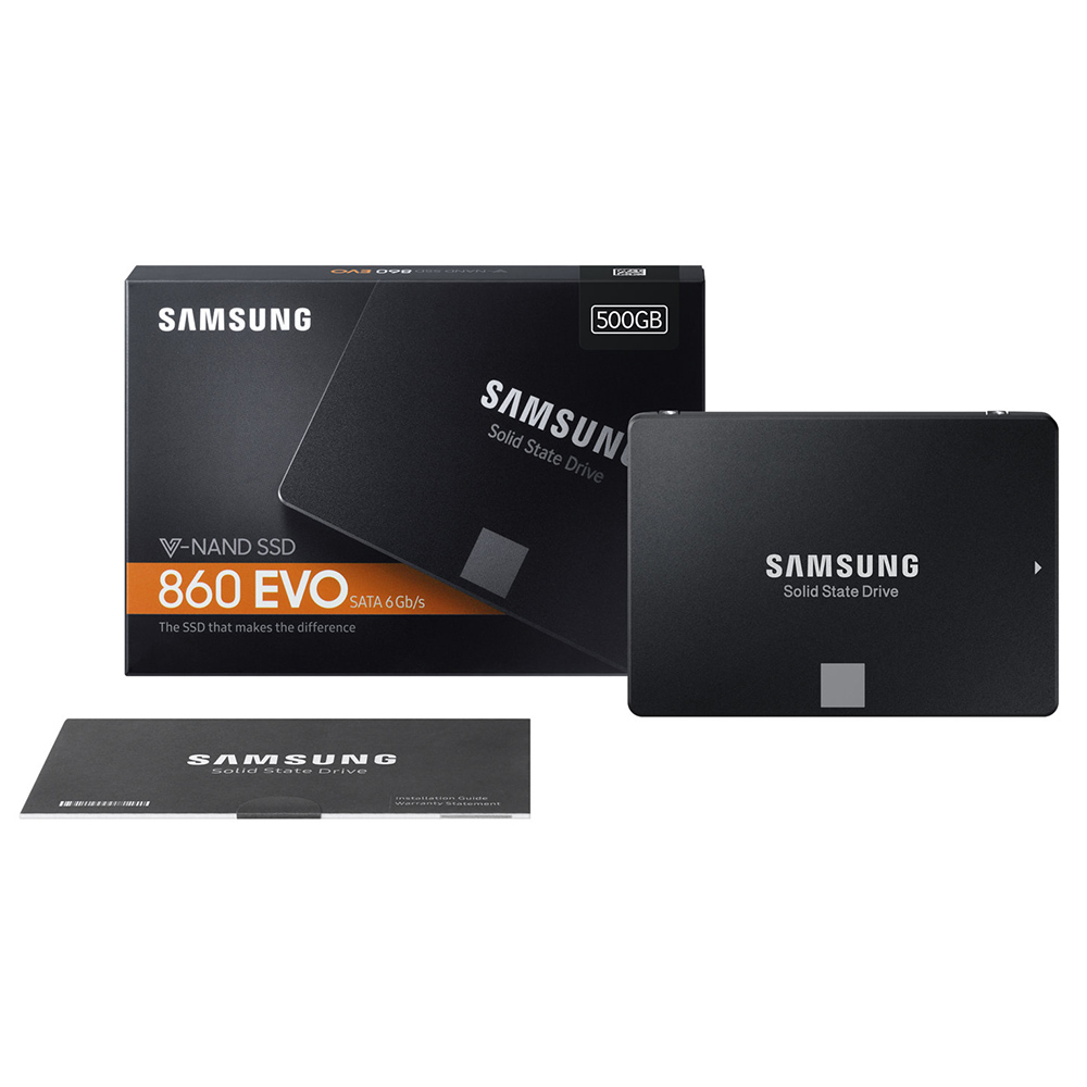 NEW SSD 500GB 2.5 Inch SATA III Internal Solid State Drive Desktop Notebook PC