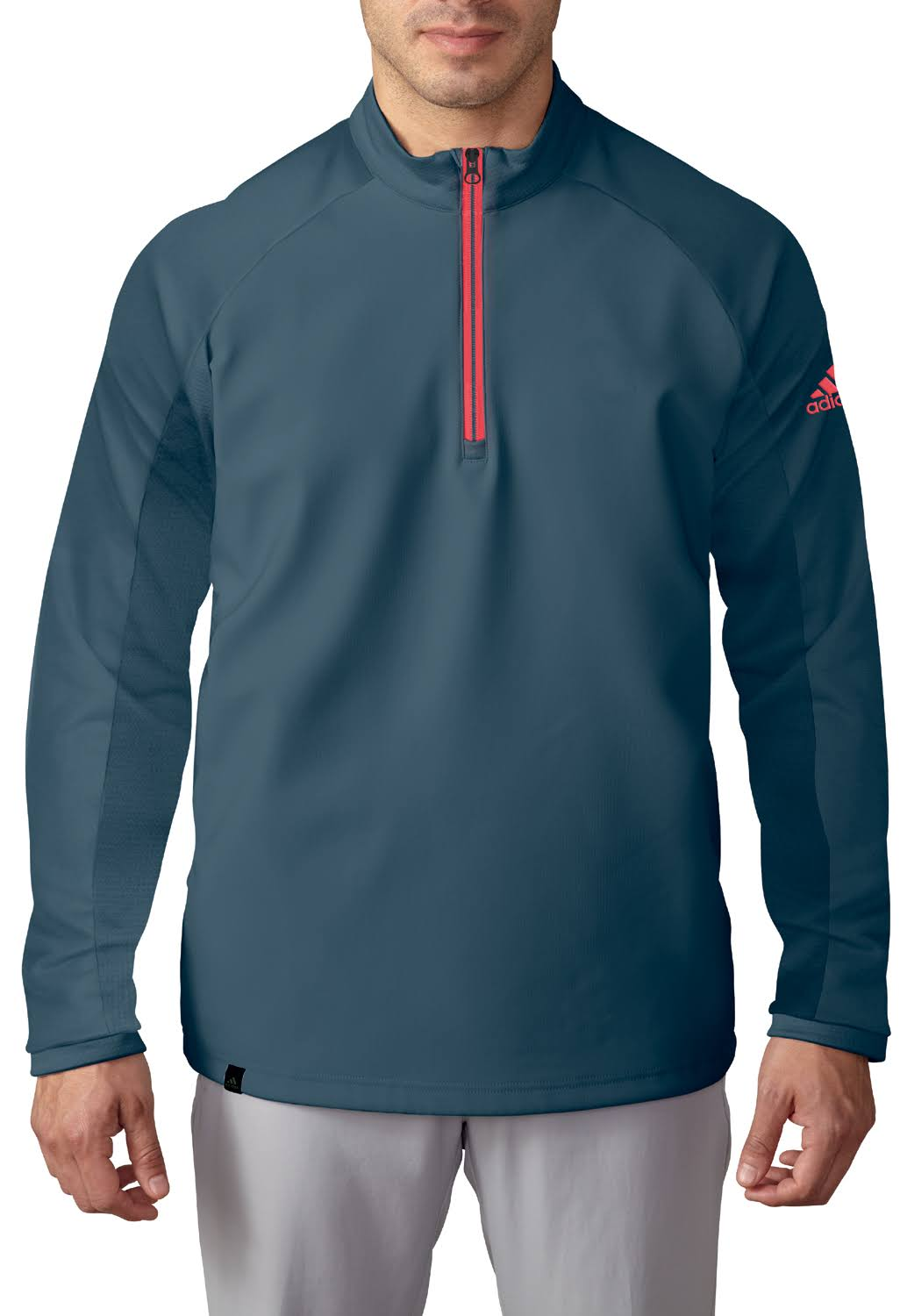 adidas Men's Climacool Competiton 1/4 Zip Pullover