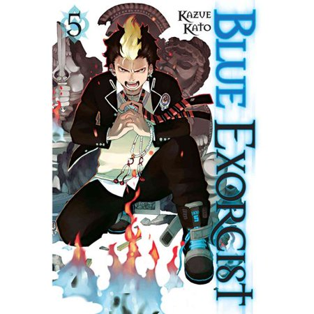 Blue Exorcist 5 by