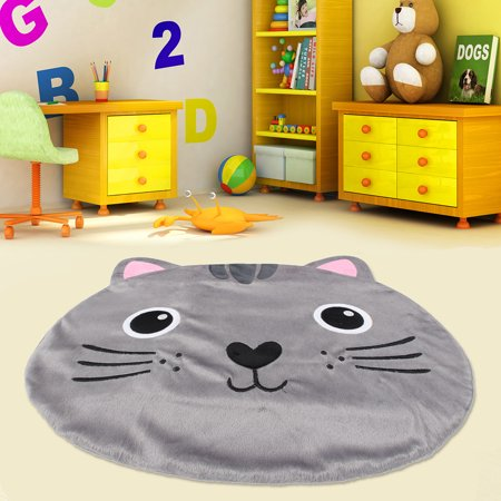 Cotton Kids Bedroom Rugs Carpets Mats Nursery Playroom Childrens Rug