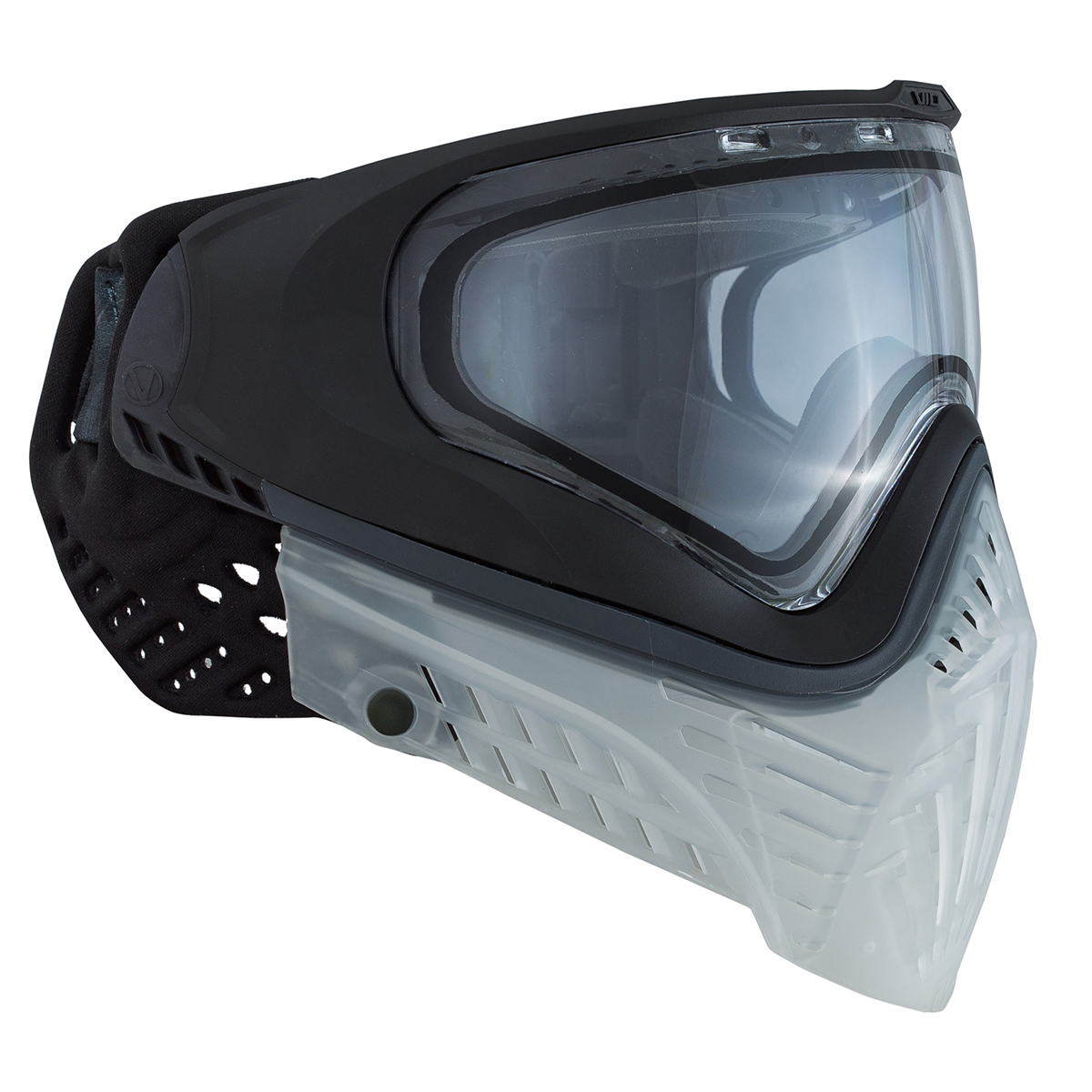 Virtue VIO XS Thermal Paintball Goggles - Crystal Clear