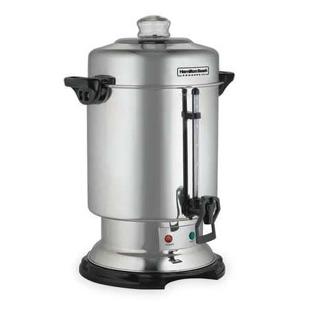 HAMILTON BEACH Urn,Commercial,60 Cup Capacity D50065