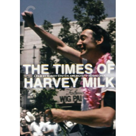 The Times of Harvey Milk (Criterion Collection) (DVD) - image 1 of 1