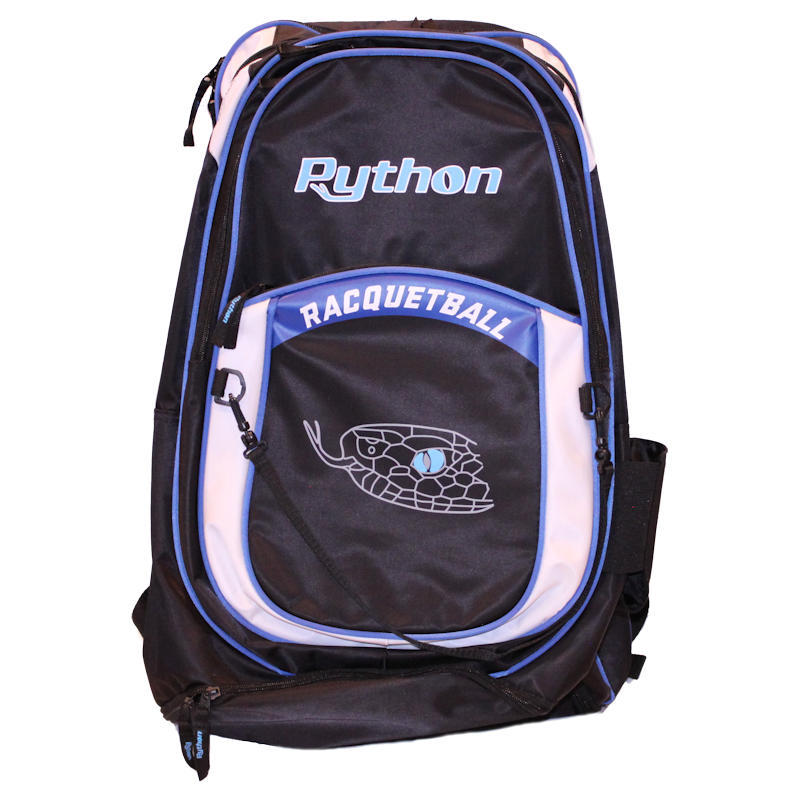 Python Deluxe Extra Long Racquetball Backpack by