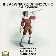 The Adventures of Pinocchio - Audiobook