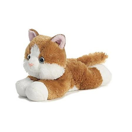 Sunshine Tabby Cat Mini Flopsie 8