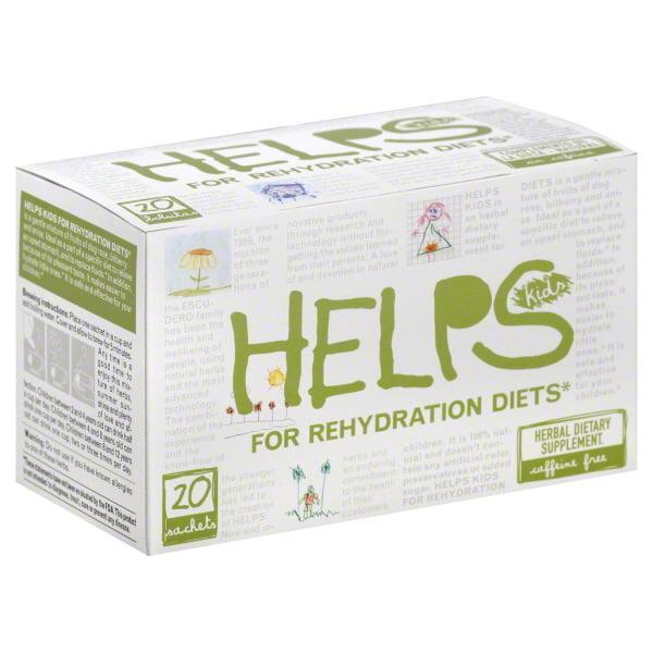Tea Kids Rhydrtion Diets -Pack of 6