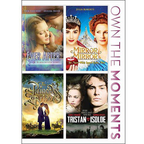 Ever After / Mirror Mirror / The Princess Bride / Tristan & Isolde (Widescreen)