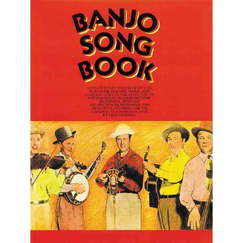 Banjo Song Book by