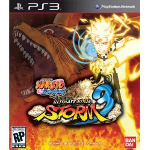 Naruto Shippuden: Ultimate Storm 3 (PS3)