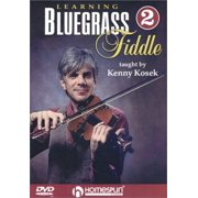 Learning Bluegrass Fiddle, Vol. 2 by
