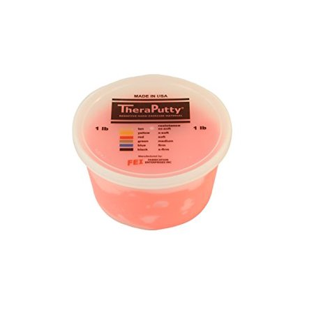 CanDo 10-2772 Scented Theraputty Exercise Material, 1 lb, Cherry-Red-Soft - image 1 de 1