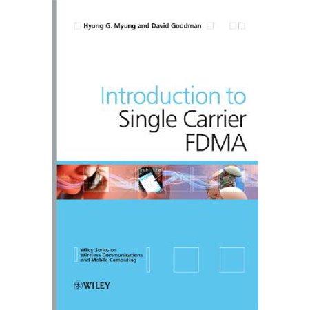 Single Carrier Fdma : A New Air Interface for Long Term