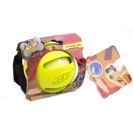 Nerf Dog Tennis Ball, Yellow