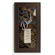 The James Lawrence Company Dad - You Have Strengthened Me with Your Prayers Framed Graphic Art