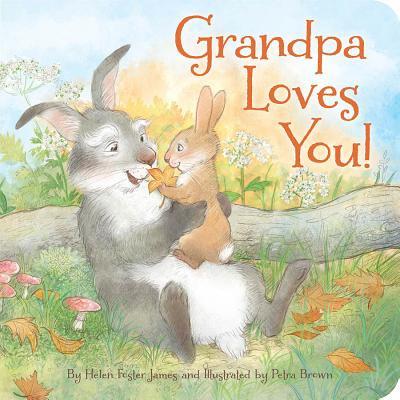 - Grandpa Loves You (Board Book)