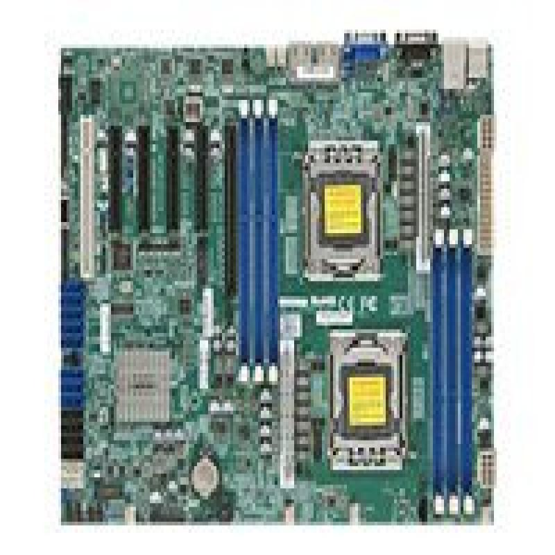 SUPERMICRO X9DBL-iF Server Motherboard - Intel C602 Chips...