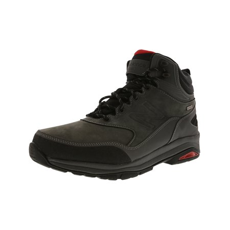 4e13b1d884e37 New Balance - New Balance Men's Mw1400 Gr Ankle-High Leather Backpacking  Boot - 10.5W - Walmart.com