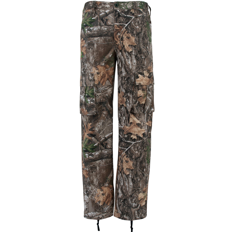 Realtree Men's Cargo Pant - Realtree EDGE