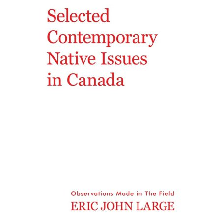 Native Canadian Rabbit (Selected Contemporary Native Issues in Canada - eBook)