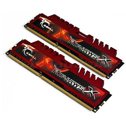 CyberPowerPC 8GB (2 x 4GB) DDR3-1866MHz G.SKILL RipjawsX Performance Gaming Memory